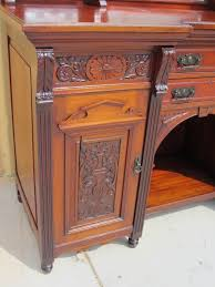 Antique Server Buffet by Furniture English Antique Sideboard Hutch Server Buffet Cabinet