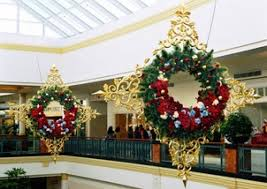 Commercial Christmas Decorations Manufacturers by Shopping Center Christmas Decorations Holiday Mall Displays