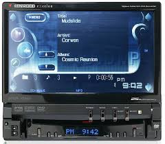 kenwood excelon xxv 05v 25th anniversary dvd player with 7