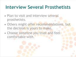 Meaning Of Comfortable by Prosthetist Finder