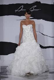 dennis basso for kleinfeld bridal wedding dresses fall 2012