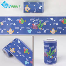 Childrens Bedroom Borders Stickers Online Buy Wholesale Border Wall Kids From China Border Wall Kids