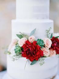 romantic blush and burgundy phoenix wedding ruffled