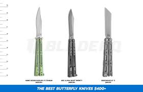 What Is A Good Brand Of Kitchen Knives Butterfly Knife Buyer U0027s Guide Balisong Information Blade Hq