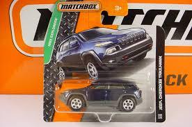 toy jeep cherokee jeep cherokee trailhawk model cars hobbydb