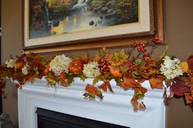 fall garland astonishing fall garland for mantle 29 for your print wedding