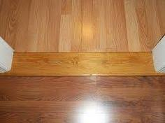 i love the transition from the wood to the laminate home ideas