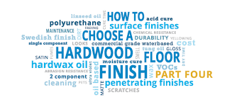 how to choose a hardwood floor finish part 4