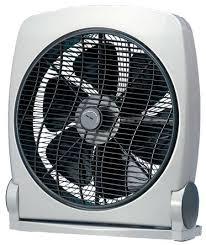 electric fan box type box fan vent axia box fan 355mm blade diameter 3 speed 230 v with
