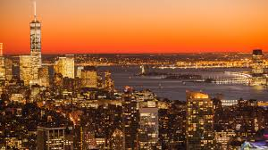 New York City Wallpapers For Your Desktop by Aerial View Of New York City At Dusk 4k Hd Desktop Wallpaper