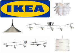Ikea Lights Diy Shopping For U0026 Installing New Lighting Fixtures
