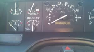 resetting battery gauge volt gauge reading low diesel forum thedieselstop com