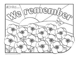 print this remembrance day downloadable activity so your child