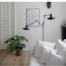 Nordic Decoration Floor Lamp Arigato 2 Black Grupa Products Nordic Decoration Home