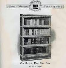 Globe Wernicke Bookcase 299 Globe Wernicke Bookcases The U201cstandard U201d Style Deepdoodoo