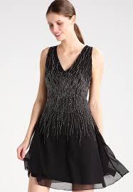 derhy gotha cocktail dress party black black women clothing