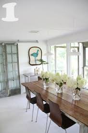 Rustic Modern Dining Room Tables Rustic Chic Dining Room Tables Modern Home Design