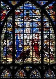 Remodelaholic Build A Custom Corner Marvelous Filegrouville Church Stained Glass Window Pict Of Stain