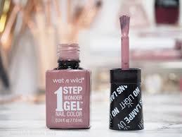 wet n wild 1 step wonder gel stay classy mateja u0027s beauty blog