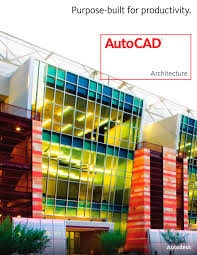 autocad architecture 2013 brochure autodesk pdf catalogues
