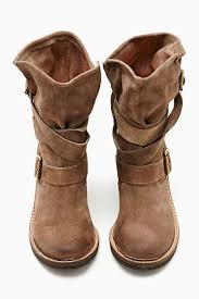 ugg heel boots sale jeffrey cbell strapped boot brown suede ordering