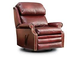 burgundy leather swivel rocker recliners u2014 cookwithalocal home and
