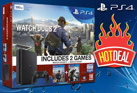 best ps4 black friday deals black friday 2016 ps4 slim and watch dogs 2 deal live in crazy
