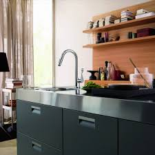 Kitchen Faucets Mississauga Hansgrohe Hg39835001 Axor Citterio Pull Out Spray Kitchen Faucet