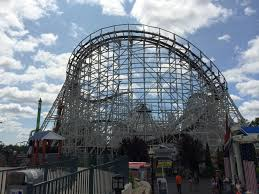 Free Tickets To Six Flags Ranking The Roller Coasters At Six Flags New England Geekdad