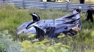 koenigsegg one 1 blue koenigsegg one 1 crashes on the nürburgring