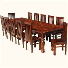 dining room table with 12 chairs solid wood dining table and chairs oknws com