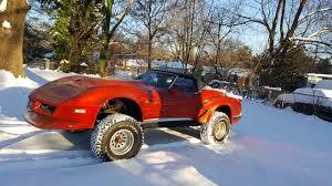 factory built 4x4 1970 mustang ff convertible