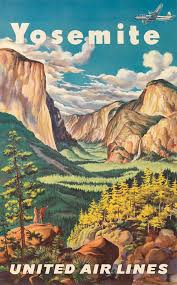 California travel posters images Lot of rare historic california travel posters up for auction sfgate jpg
