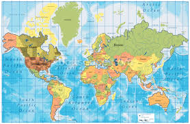 Cool World Maps by Cool World Maps Roundtripticket Me