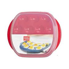 deviled egg holder deviled egg tray with lid assorted cook 37353