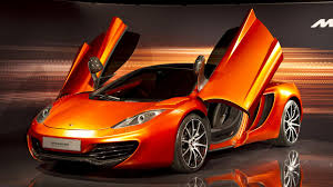 red orange cars gallery the cars of mclaren u0027s special operations division
