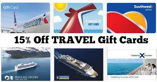 travel gift card 15 200 travel gift card purchase southwest airlines