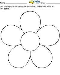 flower u2026 kids crafts simple shapes flower girls