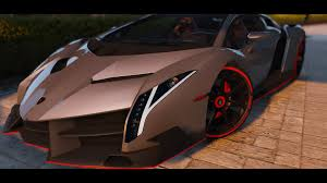 crashed lamborghini veneno 2013 lamborghini veneno hq add on dials gta5 mods com