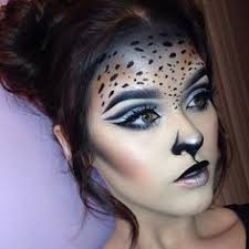 23 pretty and easy halloween makeup looks halloween makeup