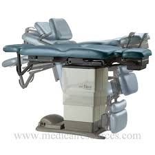 ritter 230 universal power procedure tables by midmark