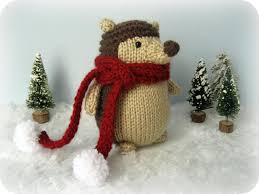 knitted christmas 11 festive free knitted christmas ornaments