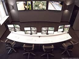 interior design the central control room
