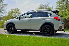 obsidian black color desert khaki subaru xv picture thread page 14