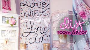 diy room decor easy custom quote canvas art youtube