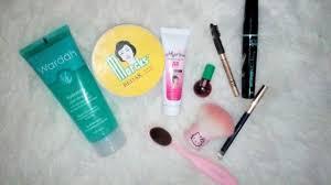 tutorial make up wardah untuk pesta makeup sehari hari buat muka berjerawat berminyak youtube