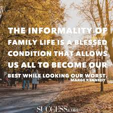 14 loving quotes about family success