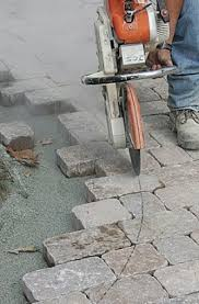 How To Cut Patio Pavers How To Cut Patio Pavers Without A Saw 1000 Images About Patio