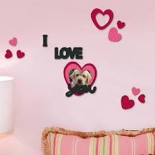homeshop18 home decor home decor line i love you 59500 wall decals homeshop18