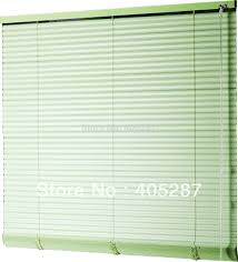 aliexpress com buy 25mm s shape pvc venetian blinds quality